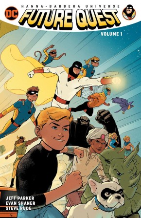 FUTURE QUEST VOLUME 1 GRAPHIC NOVEL