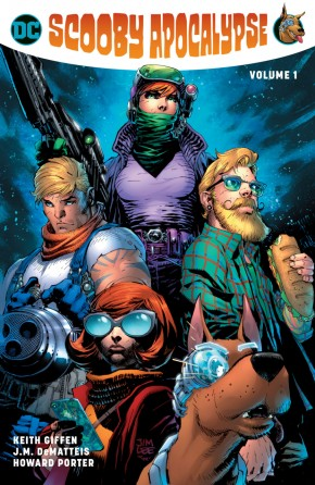 SCOOBY APOCALYPSE VOLUME 1 GRAPHIC NOVEL