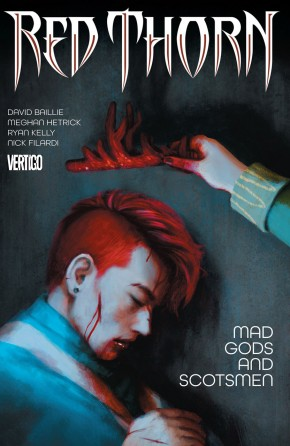 RED THORN VOLUME 2 MAD GODS AND SCOTSMEN GRAPHIC NOVEL