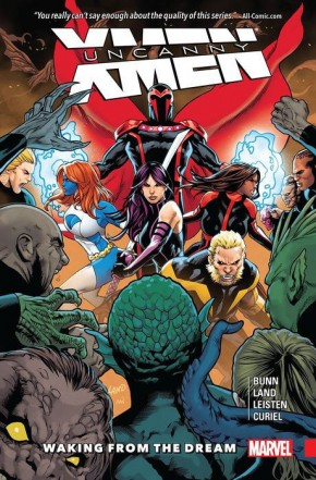 UNCANNY X-MEN SUPERIOR VOLUME 3 WAKING FROM THE DREAM GRAPHIC NOVEL