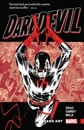 DAREDEVIL BACK IN BLACK VOLUME 3 DARK ART GRAPHIC NOVEL