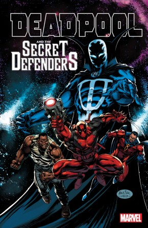 DEADPOOL AND THE SECRET DEFENDERS GRAPHIC NOVEL