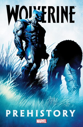 WOLVERINE PREHISTORY GRAPHIC NOVEL