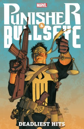 PUNISHER AND BULLSEYE DEADLIEST HITS GRAPHIC NOVEL