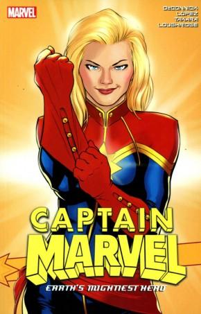 CAPTAIN MARVEL EARTHS MIGHTIEST HERO VOLUME 3 GRAPHIC NOVEL