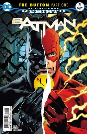 BATMAN #21 (2016 SERIES)