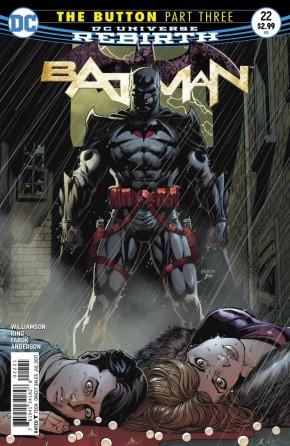 BATMAN #22 (2016 SERIES)