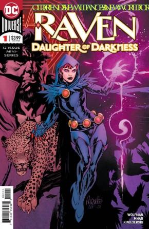RAVEN DAUGHTER OF DARKNESS #1