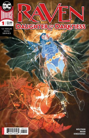 RAVEN DAUGHTER OF DARKNESS #1 VARIANT