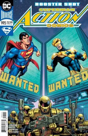 ACTION COMICS #995 (2016 SERIES)