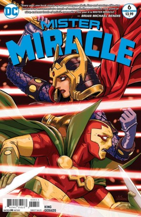 MISTER MIRACLE #6 (2017 SERIES)