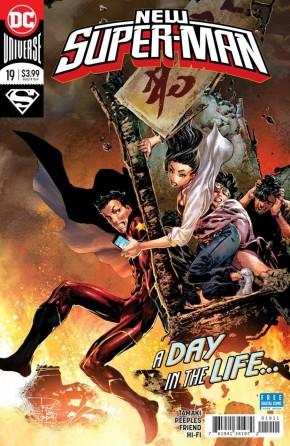 NEW SUPER MAN #19