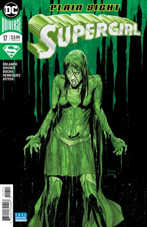 SUPERGIRL #17 (2016 SERIES)