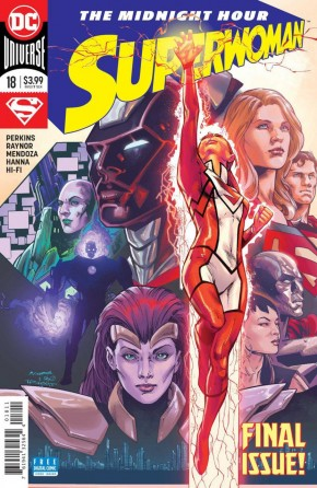 SUPERWOMAN #18 (2016 SERIES)