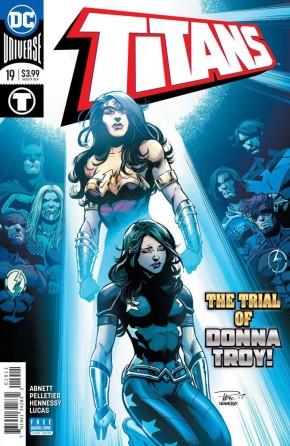 TITANS #19 (2016 SERIES)