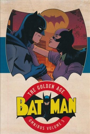 BATMAN THE GOLDEN AGE OMNIBUS VOLUME 5 HARDCOVER