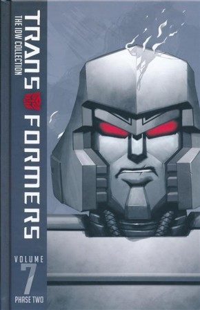 TRANSFORMERS IDW COLLECTION PHASE TWO VOLUME 7 HARDCOVER