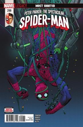 PETER PARKER SPECTACULAR SPIDER-MAN #299 (2017 SERIES)