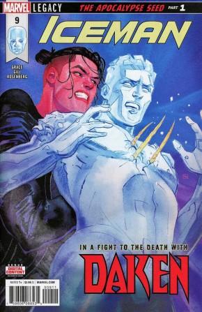 ICEMAN #9 (2017 SERIES)