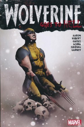 WOLVERINE GOES TO HELL OMNIBUS HARDCOVER