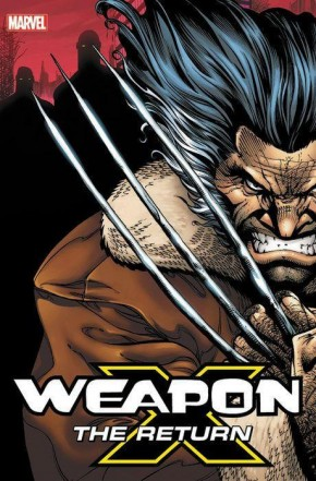 WEAPON X THE RETURN OMNIBUS HARDCOVER