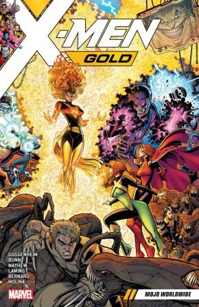X-MEN GOLD VOLUME 3 MOJO WORLDWIDE GRAPHIC NOVEL