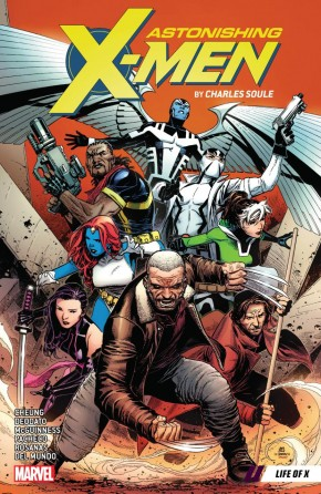 ASTONISHING X-MEN BY CHARLES SOULE VOLUME 1 LIFE OF X GRAPHIC NOVEL