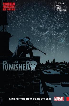 PUNISHER VOLUME 3 KING OF NEW YORK STREETS GRAPHIC NOVEL