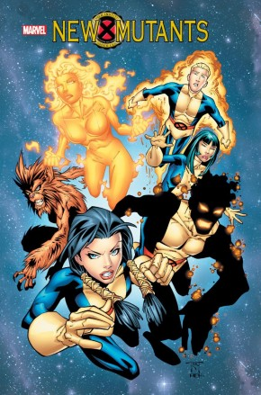 NEW MUTANTS COMPLETE COLLECTION BACK TO SCHOOL GRAPHIC NOVEL