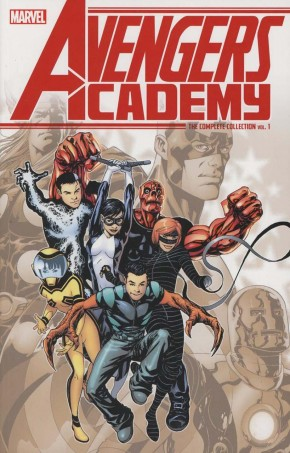 AVENGERS ACADEMY VOLUME 1 COMPLETE COLLECTION GRAPHIC NOVEL