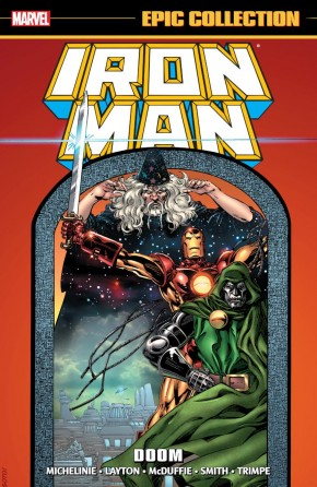 IRON MAN EPIC COLLECTION DOOM GRAPHIC NOVEL