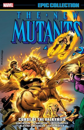 NEW MUTANTS EPIC COLLECTION CURSE OF THE VALKYRIES GRAPHIC NOVEL