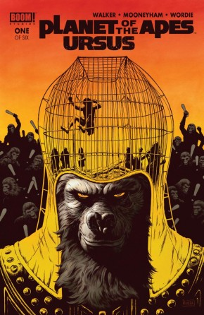 PLANET OF THE APES URSUS #1