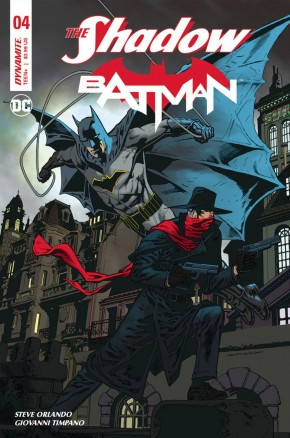 SHADOW BATMAN #4