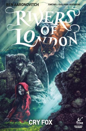 RIVERS OF LONDON CRY FOX #3