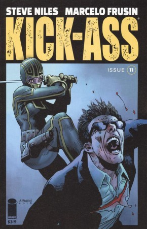 KICK-ASS #11 (2018 SERIES)