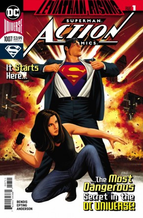 ACTION COMICS #1007 (2016 SERIES)