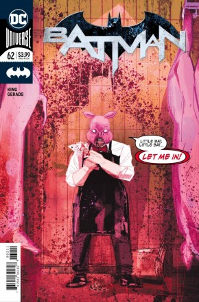 BATMAN #62 (2016 SERIES)