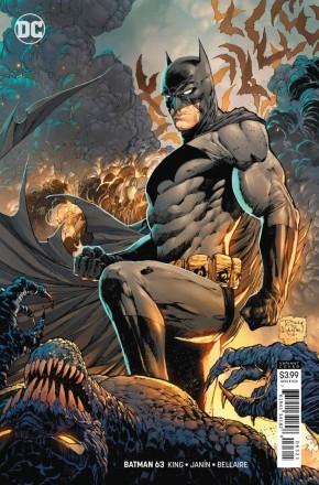 BATMAN #63 (2016 SERIES) VARIANT
