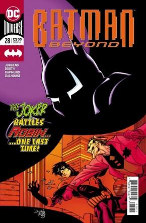 BATMAN BEYOND #28 (2016 SERIES)