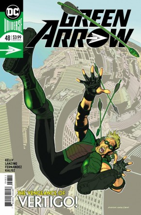 GREEN ARROW #48 (2016 SERIES)