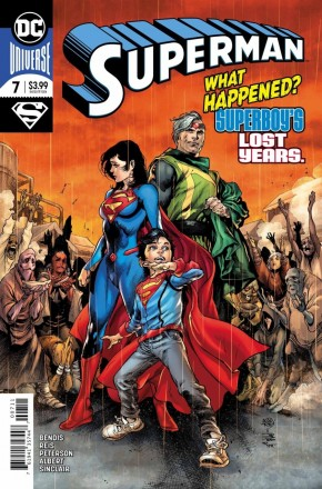 SUPERMAN #7 (2018 SERIES)