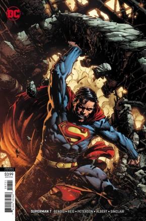SUPERMAN #7 (2018 SERIES) VARIANT