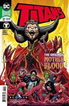 TITANS #32 (2016 SERIES)