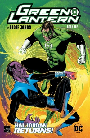 GREEN LANTERN BY GEOFF JOHNS BOOK 1 GRAPHIC NOVEL
