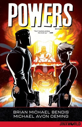 POWERS BOOK 3 GRAPHIC NOVEL (NEW EDITION)