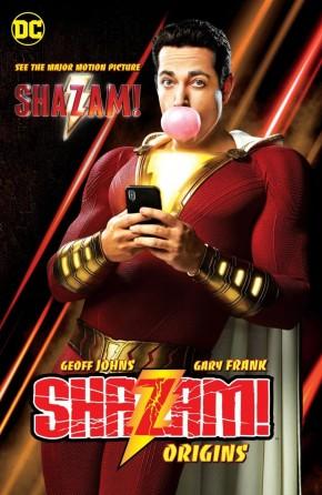 SHAZAM ORIGINS GRAPHIC NOVEL (NEW EDITION)