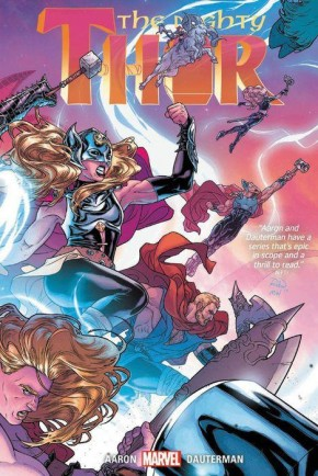 THOR BY JASON AARON AND RUSSELL DAUTERMAN VOLUME 3 HARDCOVER