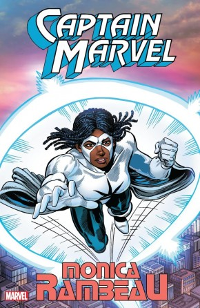 CAPTAIN MARVEL MONICA RAMBEAU DM VARIANT GRAPHIC NOVEL
