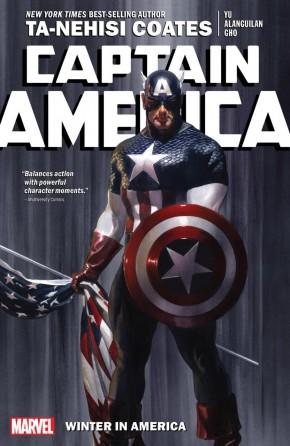 CAPTAIN AMERICA BY TA-NEHISI COATES VOLUME 1 WINTER IN AMERICA GRAPHIC NOVEL